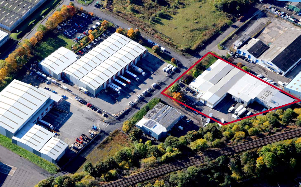 UNIT 1/1A NEWBRIDGE INDUSTRIAL ESTATE, EDINBURGH
